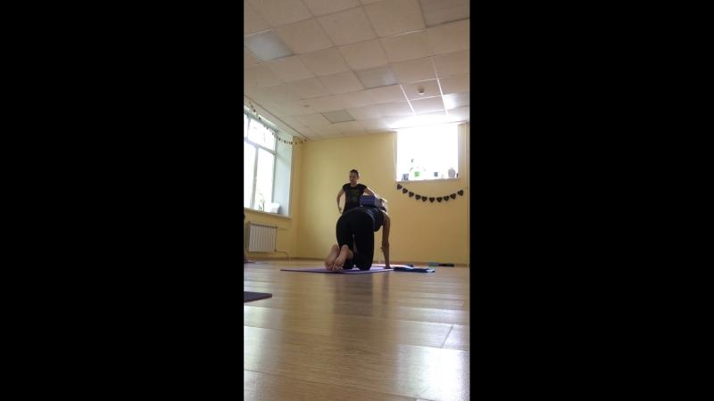 ВОЗДУХ • студия йоги и ушу • Гайва — Live