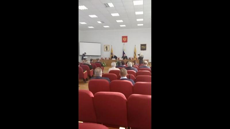 Историческое событие для Переславля-Залесского и Переславского района