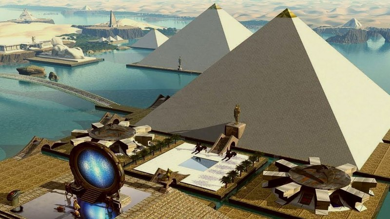Pyramids True Purpose FINALLY DISCOVERED Advanced Ancient Technology