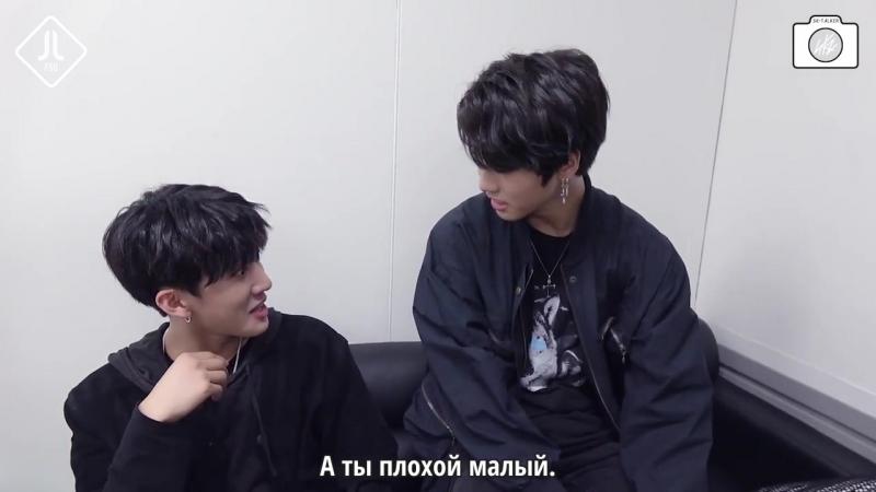 [Stray Kids: SK-TALKER] Эпизод 7 [русс. саб]