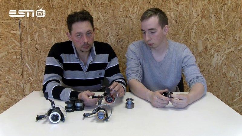 ESN TV Секреты Рыбака 2 Выбор катушки для ловли рыбы