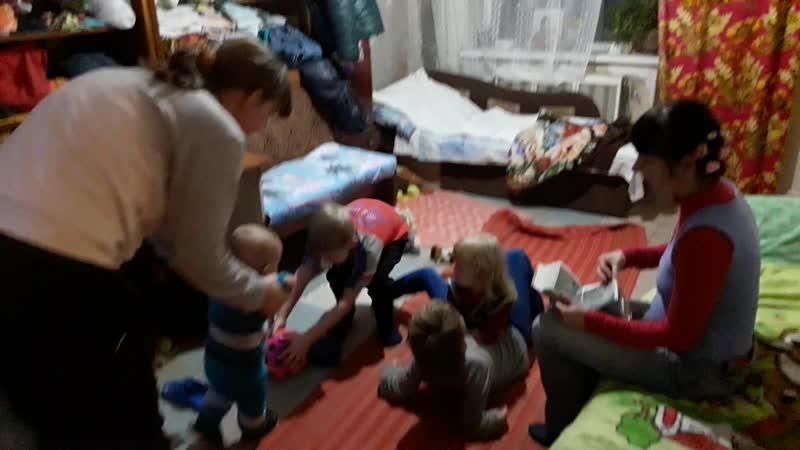 2017.11.01 _ Никон у Оли дома