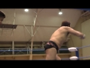 Suwama Atsushi Aoki Yusuke Okada vs Takao Omori Koji Iwamoto Josh Bodom AJPW Champion Carnival 2018 Day 5