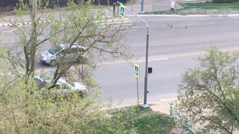 Авто пробег 9 мая р.мордовия город Саранск