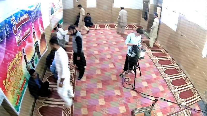 Nagar House 20180330 Live Jashan Molood Kaba Sheikh Mirza Hussain Sabiri