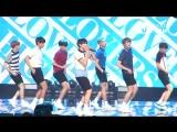 Фанкам на песню BTS - Lovers High на муз.шоу