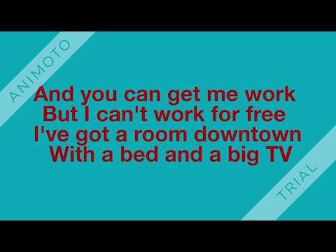 White Lies - Big TV (lyrics) [HD]