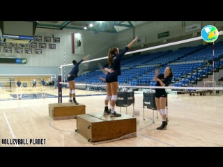 Best volleyball trainings - volleyball collection #1 - volleyball movie 2018