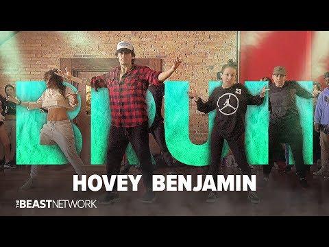 Hovey Benjamin - Bruh (Class Video)   Choreo by CJ Salvador ROAD2BABE 2018
