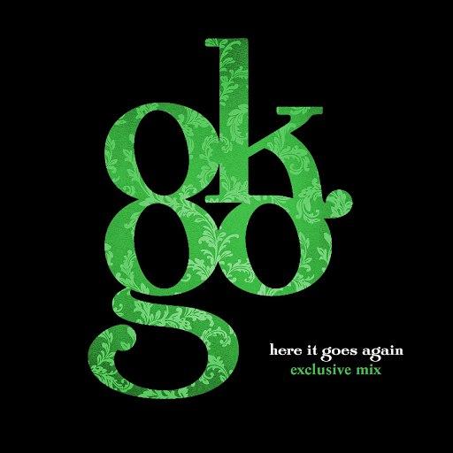 Ok Go альбом Here It Goes Again