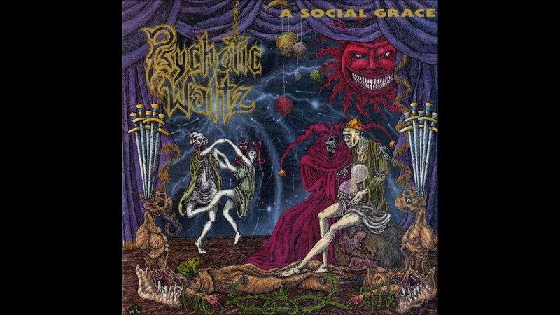 Psychotic waltz-A Social Grace Full Album