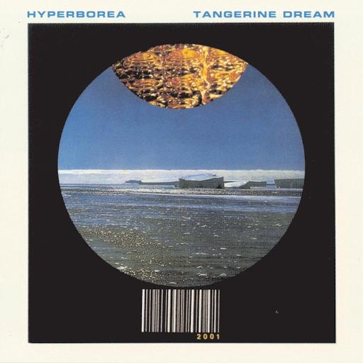 Tangerine Dream альбом Hyperborea