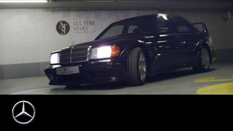 Mercedes-Benz 190 E 2.5-16 EVO 2 Parking Lot Thunder | ALL TIME STARS