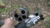 Убойный Револьвер Смит и Вессон 500 Магнум в деле