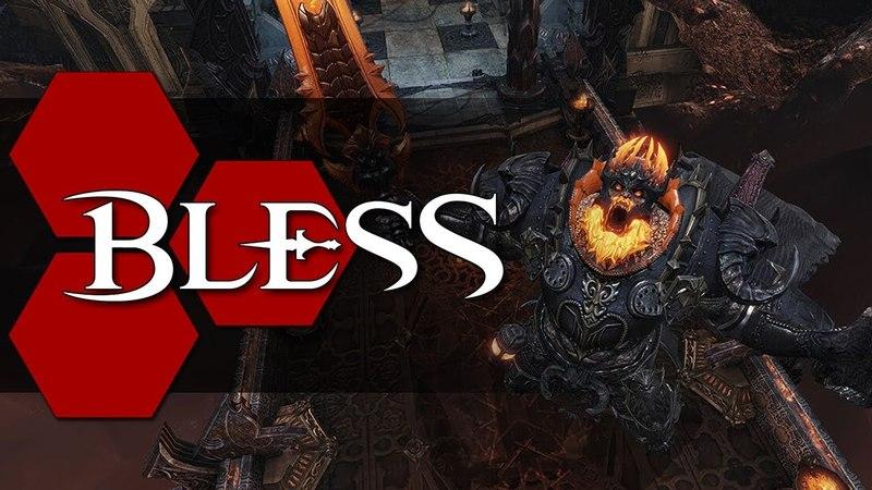 Bless Online - первые впечатления TheHiveLeader (Gameplay Steam Version) | MMORPG