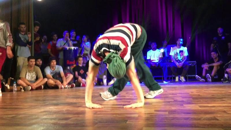 BREAK   FINAL   Bboy Potter Bboy Tricky VS Bgirl Ayumi Bgirl Narumi