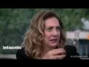 Eliane Giardini no Vídeo Show.