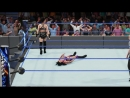 The IIConics Vs Mandy Rose Sonya Devile SmackDown Live WWE2K18 SDLive