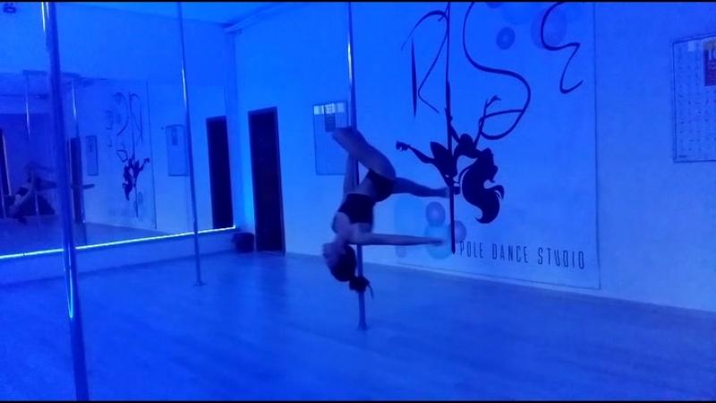 Pole Dance Наталья Кручинина