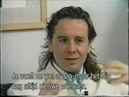 Jim Kerr Interview with Bart Peeters 1987