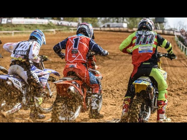 Russian MXGP Superstar takes on Iconic Track