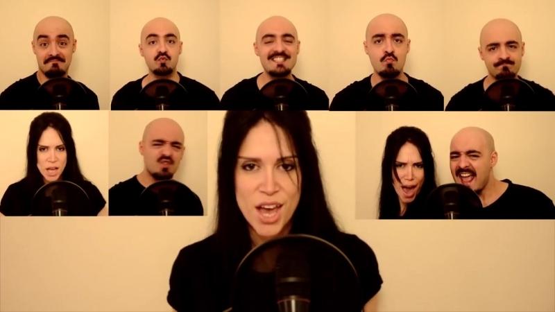 Eda Yetkin Omaç - Seni Yerler (Sezen Aksu Acapella Cover)