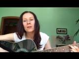 Einsame Harmonika одинокая гармонь Исполняет Оксана Куст