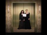 America Ferrera and Natalie Portman на вечеринке InStyle Globes