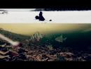 Реакция Окуня на Безмотылку Блесну Балансир Мормышку Зимняя рыбалка 2017 2018 и Подводная съемка