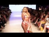 Trina Turk Mr Turk Swimwear Bikini Fashion Show SS 2019 Miami Swim Week 2018 Art Hearts Fashion - Luxury Fashion World Exclusive