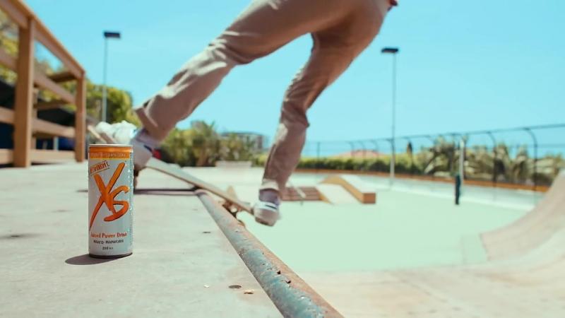 Сочная свежесть XS™ Power Drink Манго-Маракуйя
