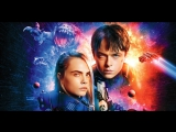 🎬Валериан и город тысячи планет (Valerian and the City of a Thousand Planets, 2017) HD