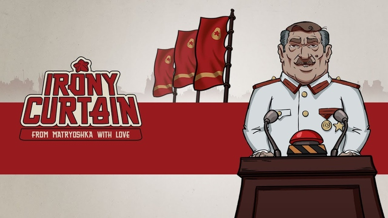 Irony Curtain Announce Teaser - Incoming 2019 on Steam, PS4, Xbox One Nintendo Switch