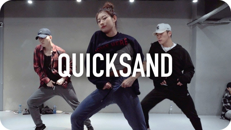 1Million dance studio Quicksand - SZA / Youjin Kim Choreography