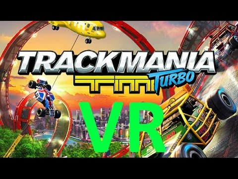 Trackmania PS VR Mode Gameplay Eindruck Meinung Test Review German