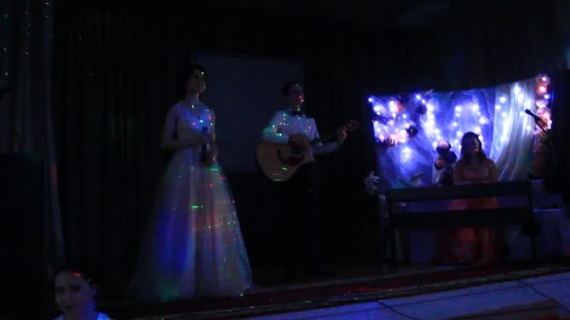 Пушкинский бал-2018 в гимназии (г. Янаул)_ живая музыка