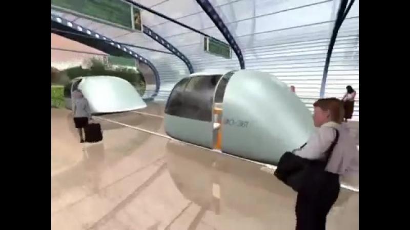 SkyWay, RSW - systems, TransNET достойная альтернатива Железной Дороге.Новый транспорт