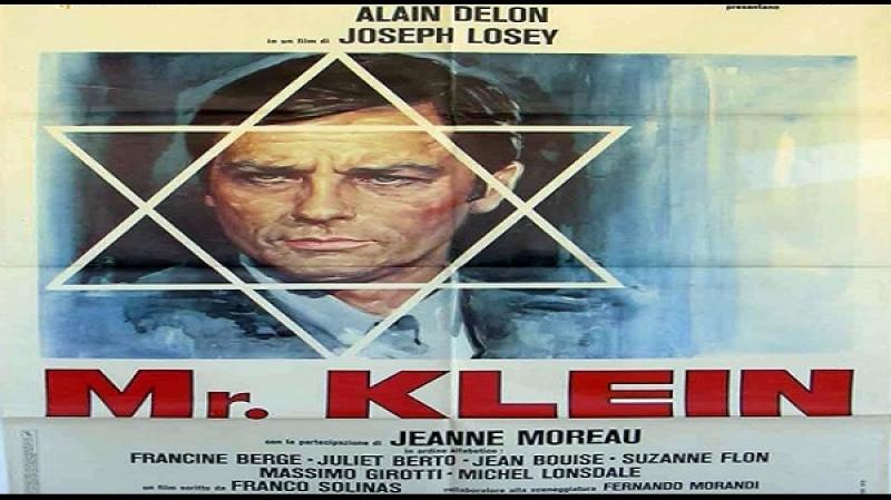 1976 Joseph.Losey. - Mr.Klein.- ITAFRA. -Alain Delon, Jeanne Moreau, Juliet Berto, Michael Lonsdale
