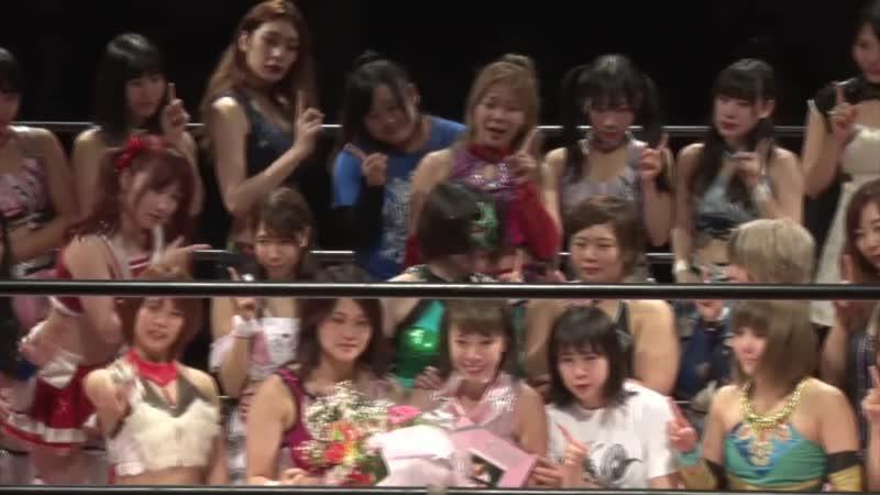 Azusa Takigawa Special Graduation Match - TJPW 5 Year Anniversary Shinkiba Tour Fall 2018 One