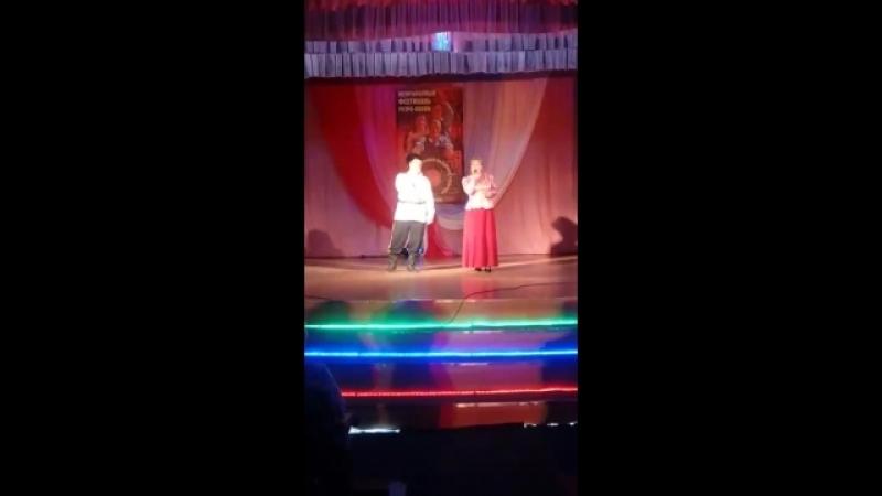 Моё видео! Нерчинск участие в фестивале ретро песни