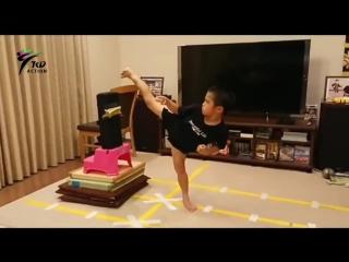 SLs Little Dragon Kid Ryusei Lmai Incredible Martial Arts Skills __ Next Bruce Lee