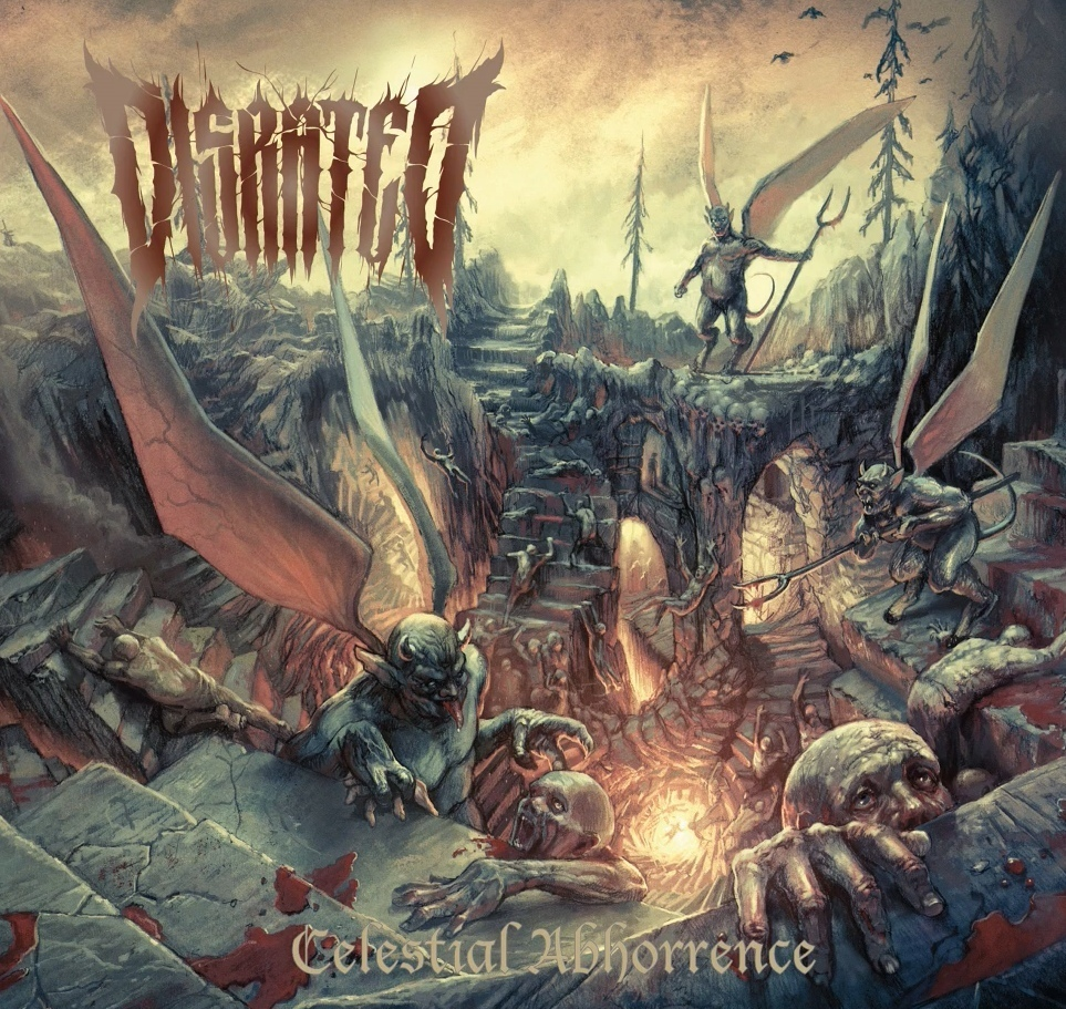 Disrated - Celestial Abhorrence (2018)