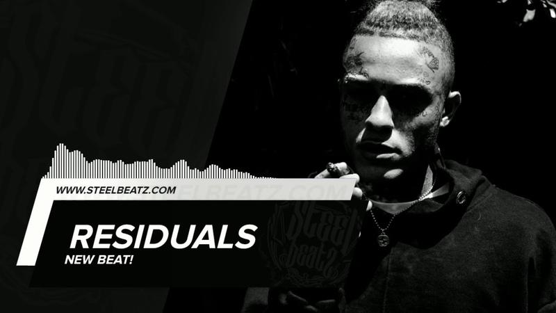 Residuals - beat / Instrumental ( prod. by Steel Beatz)