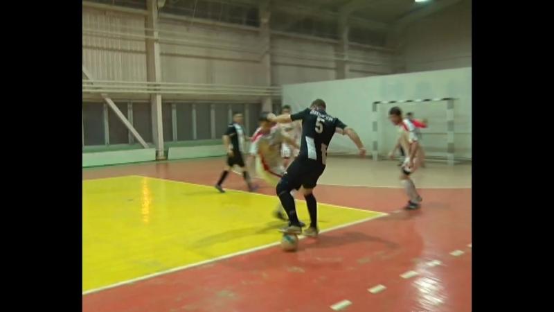 Стартовал турнир по мини-футболу среди непрофессионалов