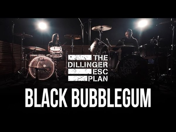 The Dillinger Escape Plan - Black Bubblegum (Twin Drum Cover)