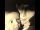 1970, Audrey Hepburn second son Lucca Dotti birth.