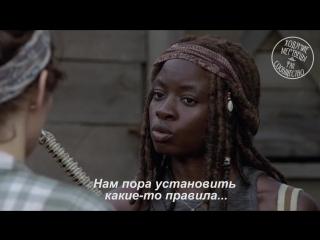 Ходячие Мертвецы: Анонс трейлера 9 сезона [RUS SUB]