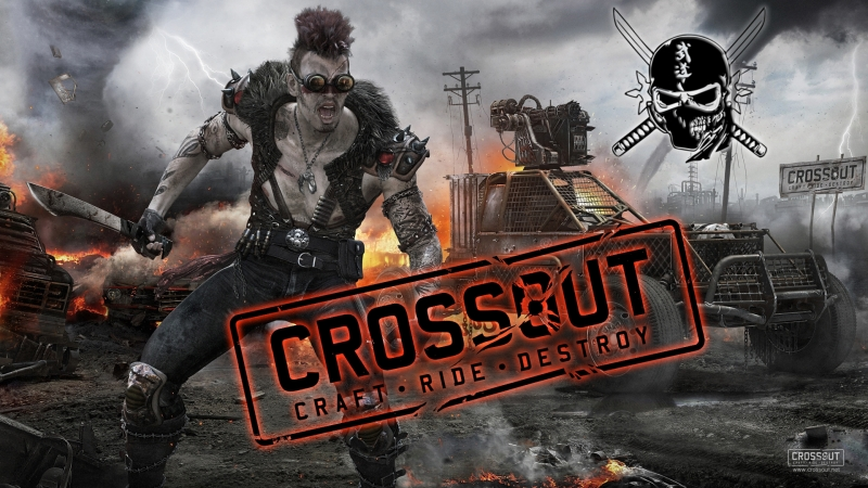 Crossout [rus] why we still here? just to suffer?