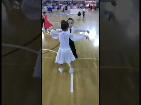 Спортивно бальные танцы Самба Спартак 2018 Краснодар