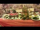 Эффектная Свадьба в стиле «Лофт» в зале Париж ресторана Лимон